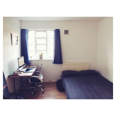 Bright, Spacious Double in Trendy, East London