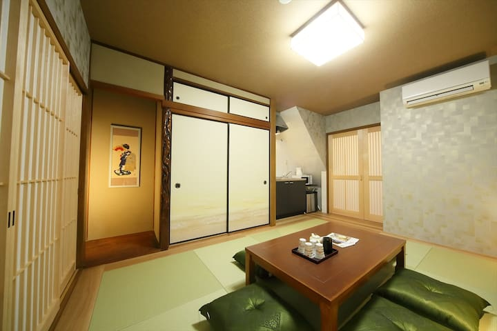 It is near Kyoto station! Japanese style house♪