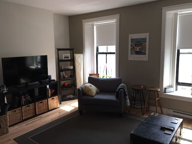 Newly Renovated Historic Apt, Downtown Halifax - Halifax - Apartmen