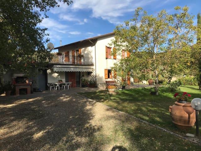 La Casa di Antonella  Casentino Arezzo