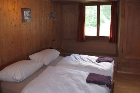 Double /Twin Room Mountain View 1 - Chalet