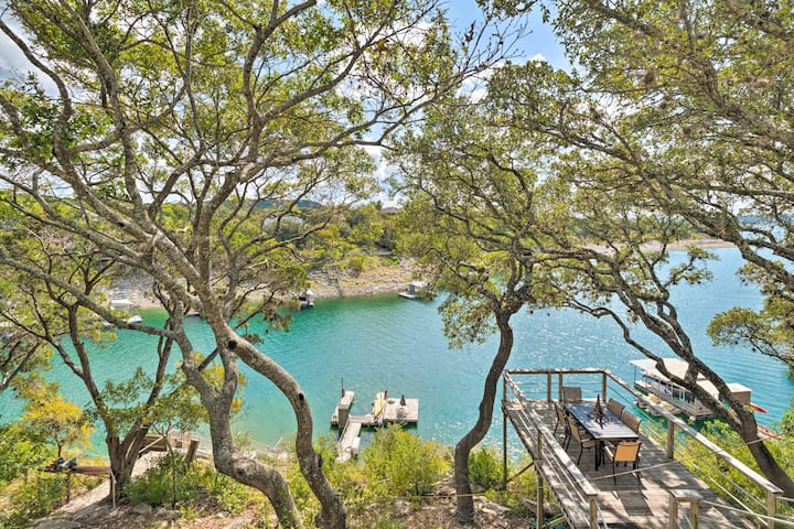 NEW! Spacious Lake Travis Home w/Waterfront Access