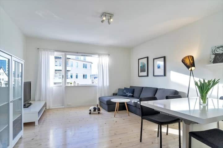 2 bedroom apartment close to the city center