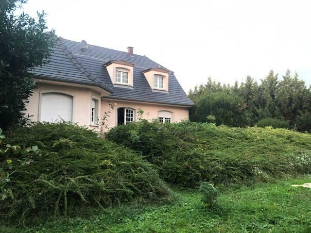 Maison RDJ bord de rivière proximité Strasbourg