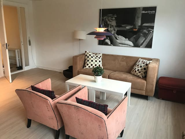 Selvstændig lejlighed i privat hjem tæt på Blokhus