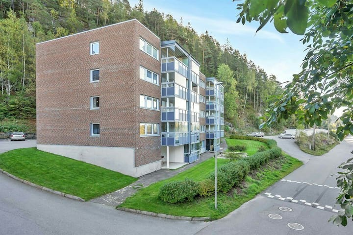 Good space appartment vennelsa - Vennesla - Apartamento
