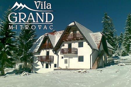 Apartment 1 on the Mountain Tara - Mitrovac