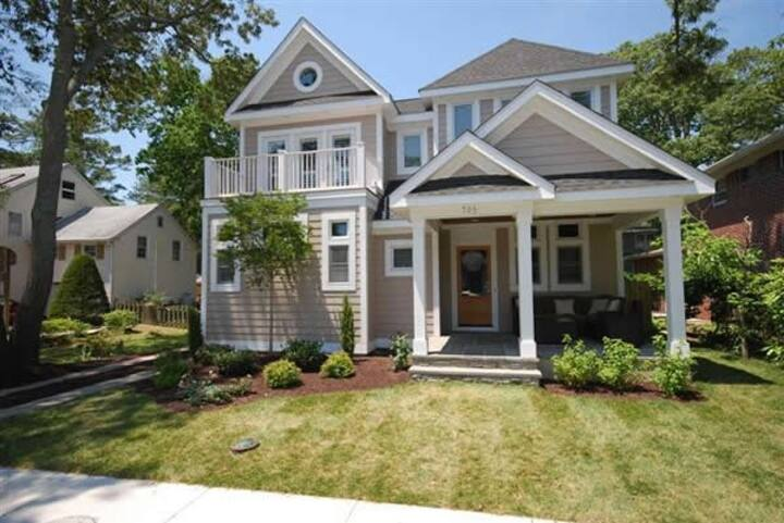 1 Block to Beach - S. Rehoboth -full week discount