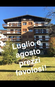 Residence le betulle - Moggio - Flat