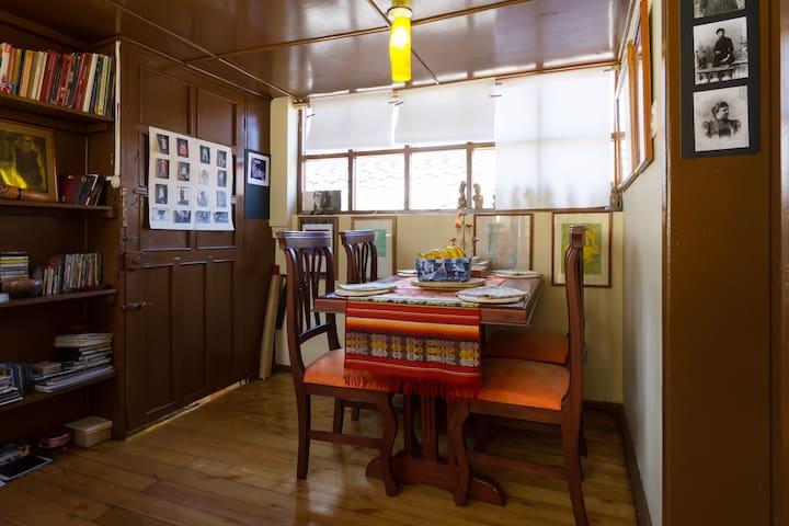 habitación en el centro histórico   - Quito / Pichincha / centro historico - Leilighet