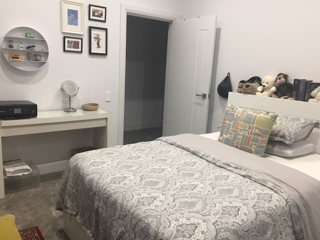 A Place Call Home. Guest Room