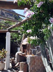 House relax and paradise in Fataga - Fataga - Casa de camp