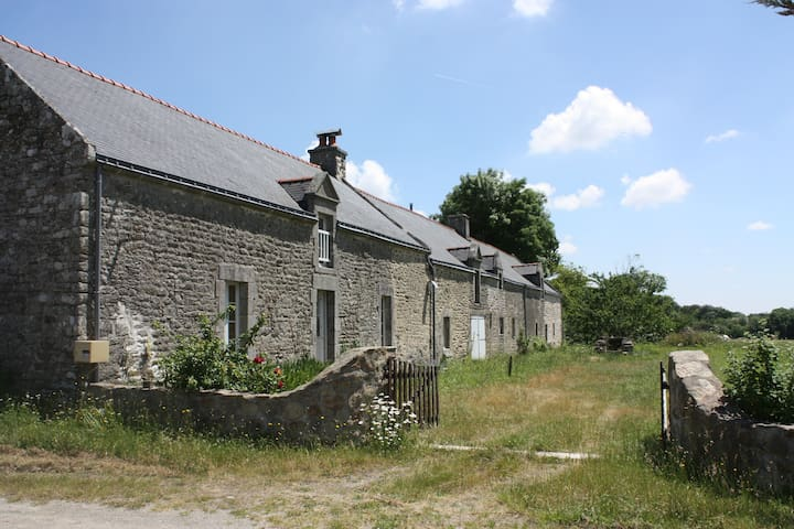 Typical country house in Brittany. - Berric - House