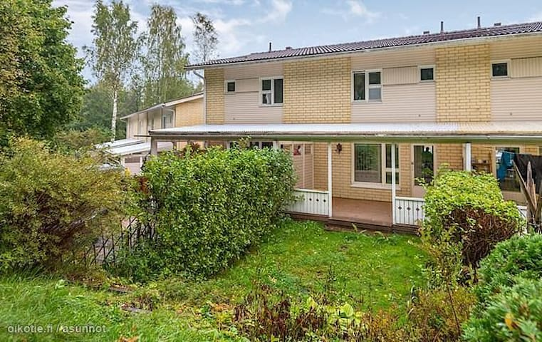 Renovated Scandinavia house with airport transfer