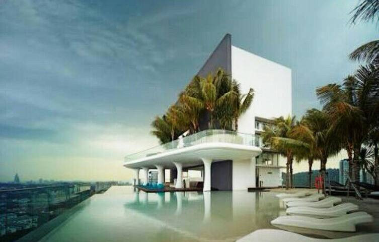 Cool Studio Apartment @Verve Suites - Kuala Lumpur