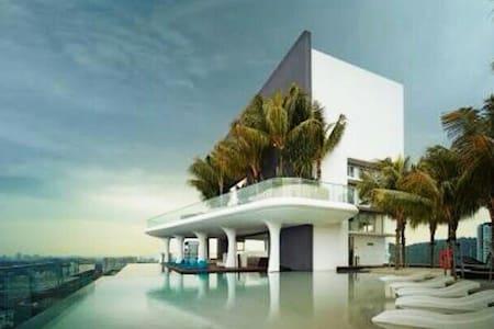 Cool Studio Apartment @Verve Suites - Kuala Lumpur - Apartament