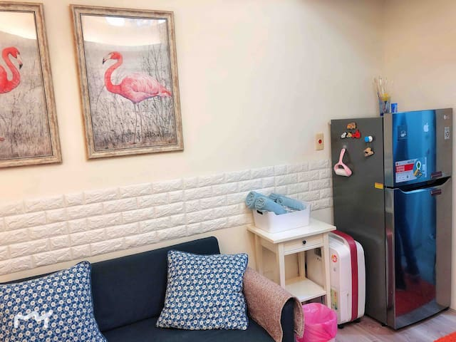 Kelly house 捷运站全新[高档 豪华装潢]独立公寓(月租)