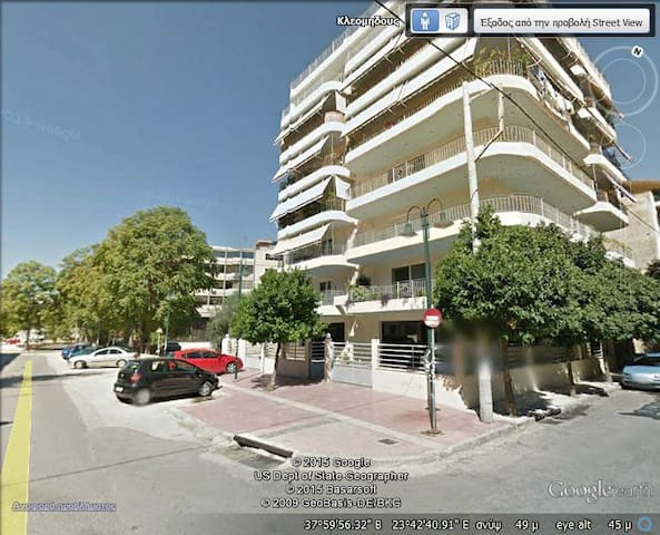 cosy house near to sepolia station - Athina - Appartement