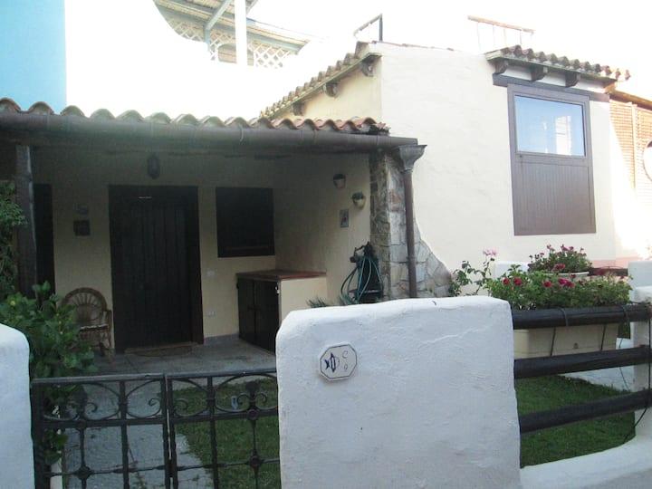Villa al mare località Santa Margherita di Pula