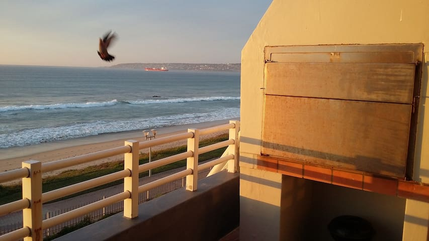 Stunning views, Hartenbos self catering apartment - Mossel Bay - Daire