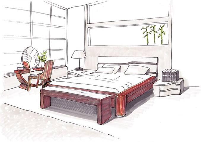 chambre à louer mont saint Aignan - Mont-Saint-Aignan - Apartment