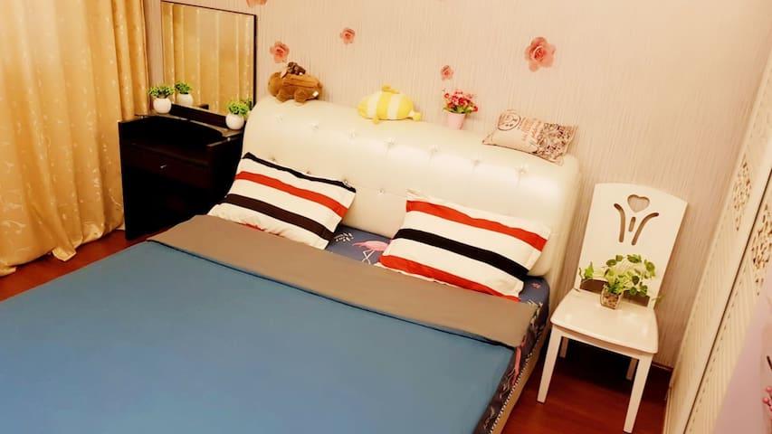 /Fantastic Bed Room Near MRT