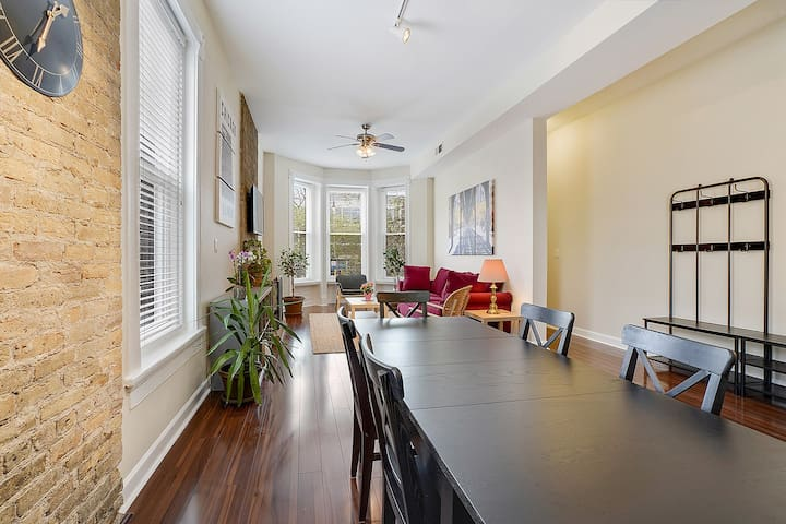 By the Conservatory 2bd 2ba Lincoln Park Chicago