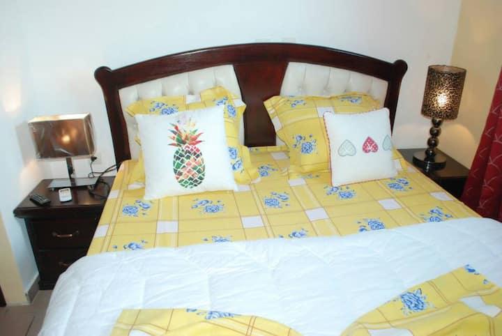 Studio meublé : Location Vacances Douala