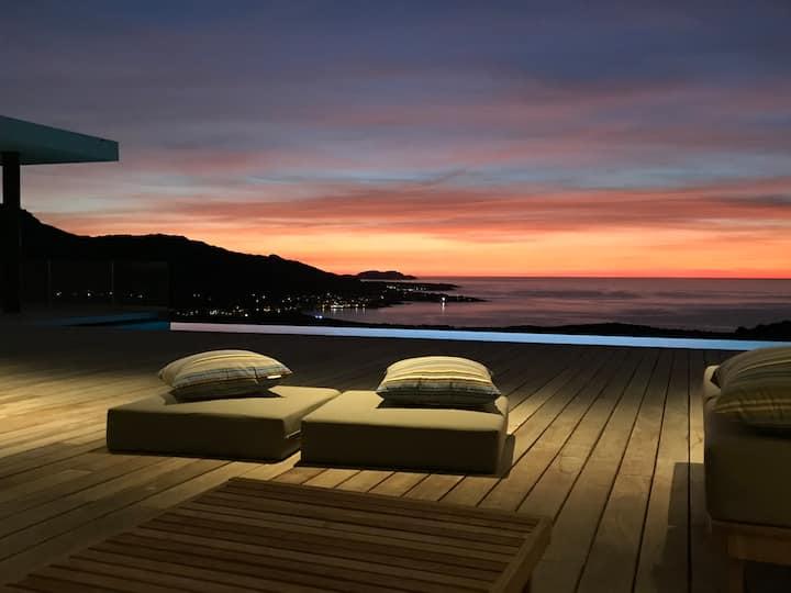 Amazing Sea View villa in Corsica