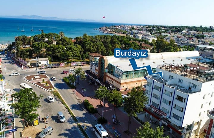 Zeytindalı perfect location and wonderful sea sand