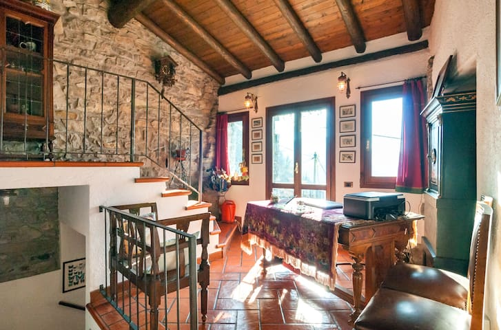 Casa di charme tra arte e natura - Arcumeggia - Casa