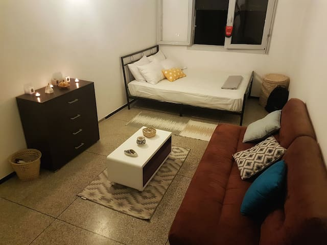 Minimalist, Nice & Cosy Appartement in City Center