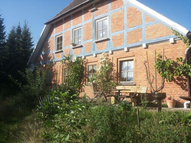 Ferienwohnung am Schwandter See - Rosenow - Apartment