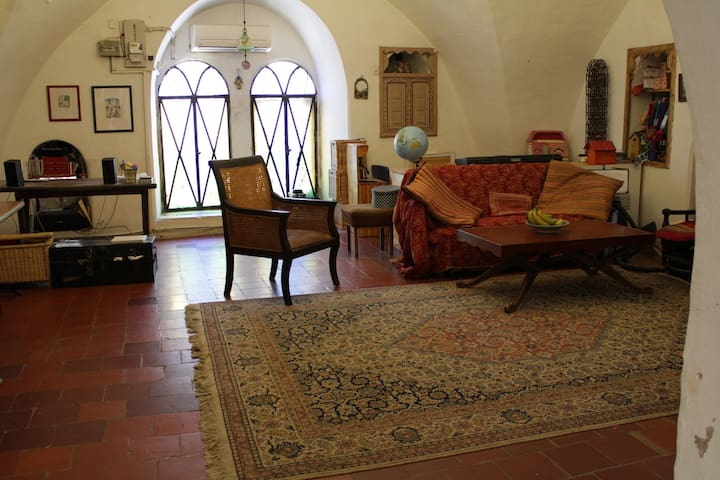 Sweet House in Ein Karem, Jerusalem - 耶路撒冷 - 獨棟