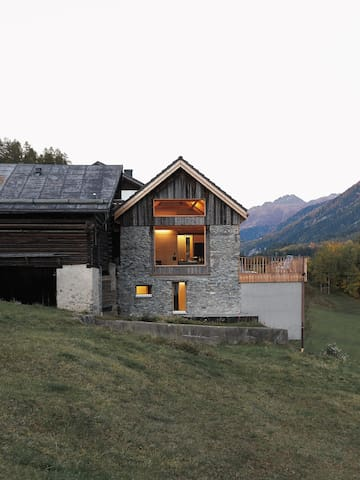 Beautiful luxury Mountain Chalet