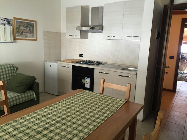Flat in the center of Pinzolo - Pinzolo - Apartamento