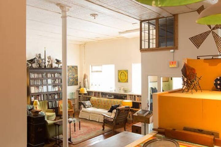 Artist Studio and Loft