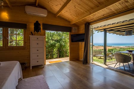 Casa Bolero; Cabaña playa de Valdevaqueros; Tarifa