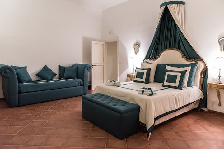 Green  Suite-Masseria Santo Stefano&Charming House