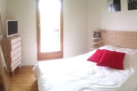 Duplex avec jardin - Sassenage - Wohnung