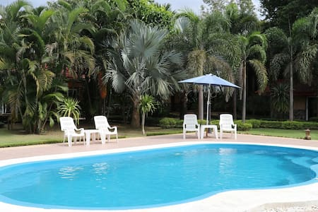 Areeya Resort Kanchanaburi - Sai Yok - Bed & Breakfast