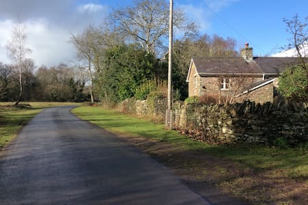 Cottage annex in Brecon Beacons - Ffawyddog, Llangattock - Apartment
