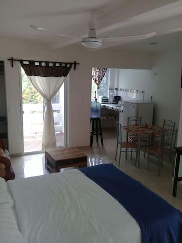 Casa recien remodelada - Isla Mujeres