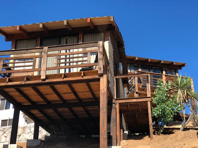Cabaña Luis