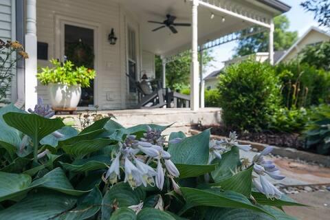 Vanderbilt-Belmont Morris House
