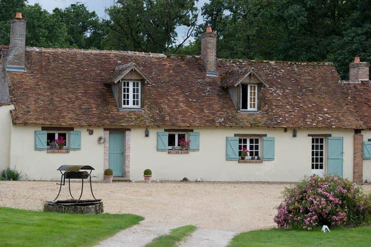 Chambres chez l'habitant dans longère solognotte - Jouy-le-Potier - Huis