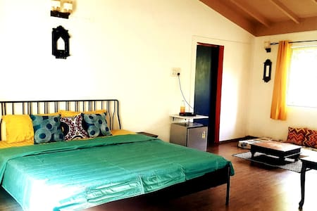 Luxury stay @ serene Saligao nr Calangute/Candolim