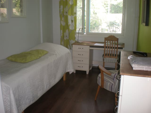A Cozy Room Near Lake and Forest - Kuopio - Apartament