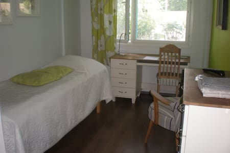 A Cozy Room Near Lake and Forest - Kuopio - Apartment