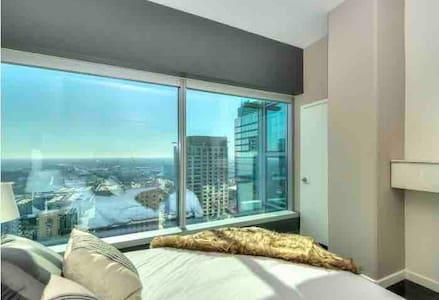 Downtown LA Views near Staples & Convention Center